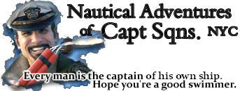 Nautical Adventures of Capt Sqns. NYC